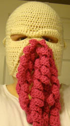 Love an Ood -- Ski Mask