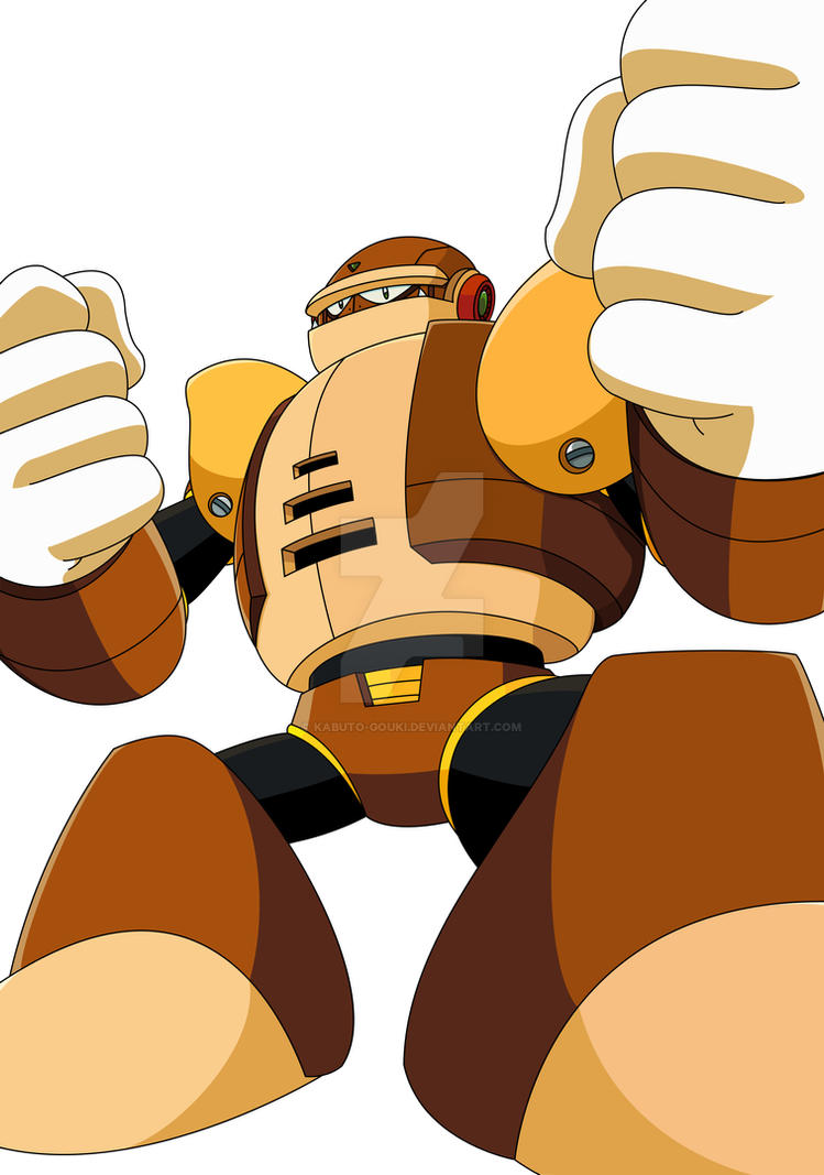 Request 6 of 8: kong Man by kabuto-gouki