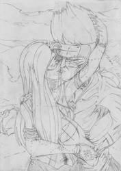 Request: True love - part 1- pencils by kabuto-gouki