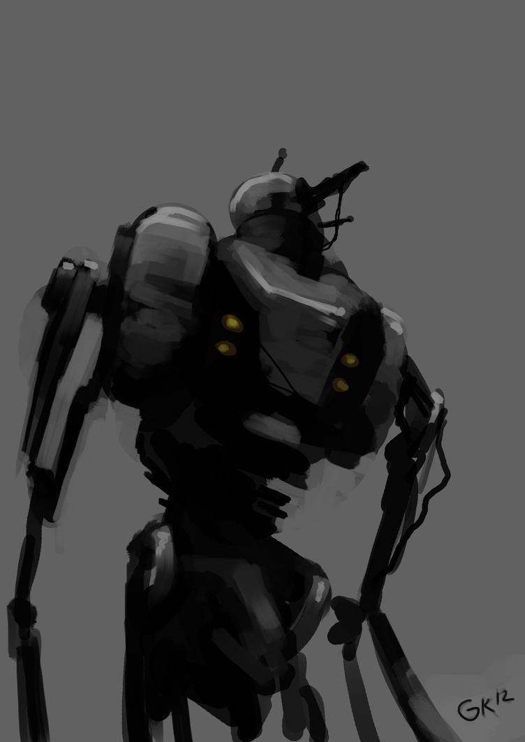 Practice Bot 005 by gregorKari