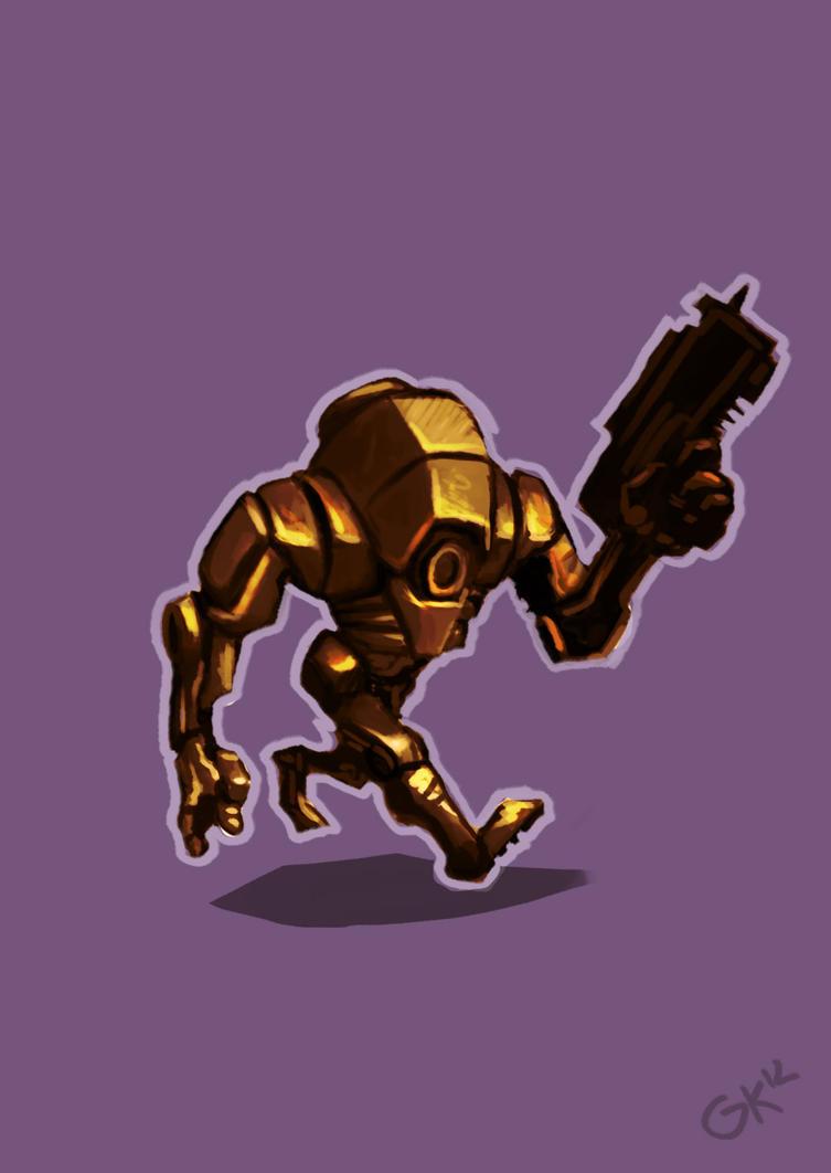 Practice Bot 006 by gregorKari