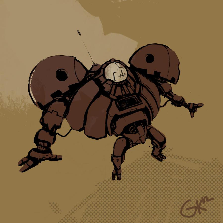 Practice Bot 008 -- OptX by gregorKari