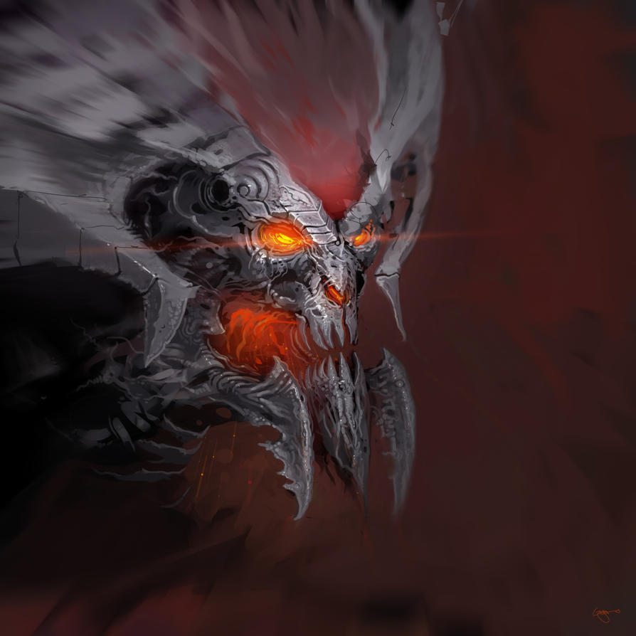 Diablo by gregorKari