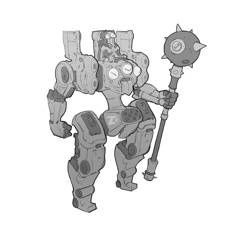 Z3 - Desertmaster by gregor-kari