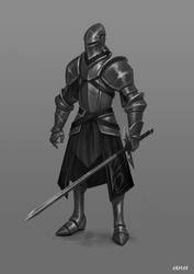 Knight by gregor-kari