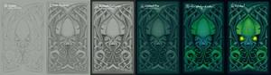 Ancient Ornaments - Process