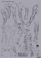 #007 - the Human Arm. again. by gregor-kari
