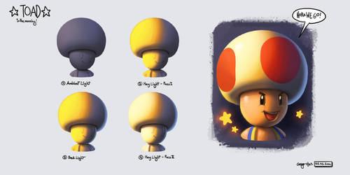 Toad by gregor-kari