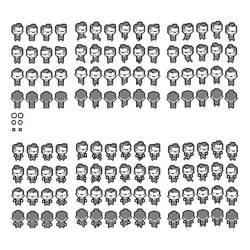 Pixel Sprites by gregor-kari