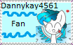 Dannykay4561 Stamp by KatyScene