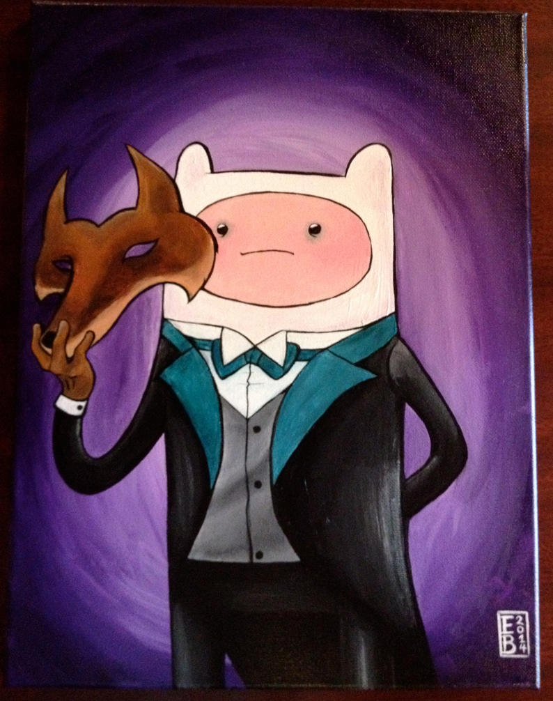 Dapper Finn (The Creeps) by EmilyErin444