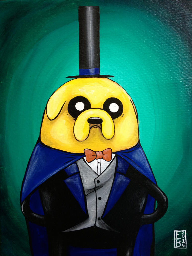 Dapper Jake (The Creeps) by EmilyErin444