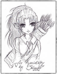 OC Donna :sketch: