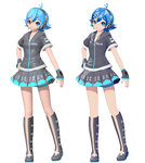 [Project Diva FT/Mega39's Mod] Aiko Kikyuune