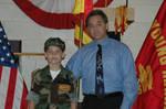 Sebastian X and his Dad