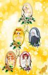 Venus family tree