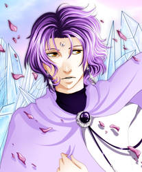 the prince by Black-Umi
