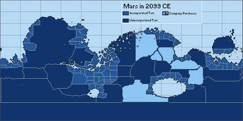 Mars 2099 (Worlda) by TycheDA