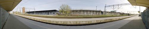 railway station by szpilkes82