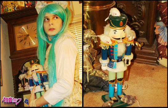 Merry Christmas From Miku And The Nutcracker