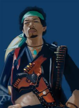Gunslinger Jimi