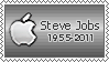 Tribute: Steve Jobs by clumsyrebel