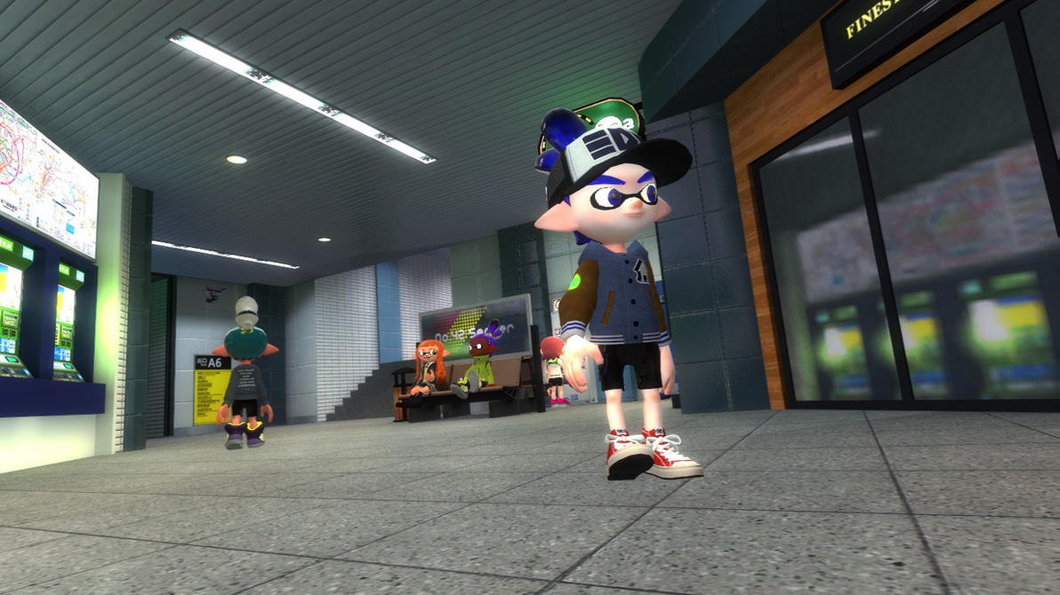 the Inkling-sona Has come by sonicdevil18