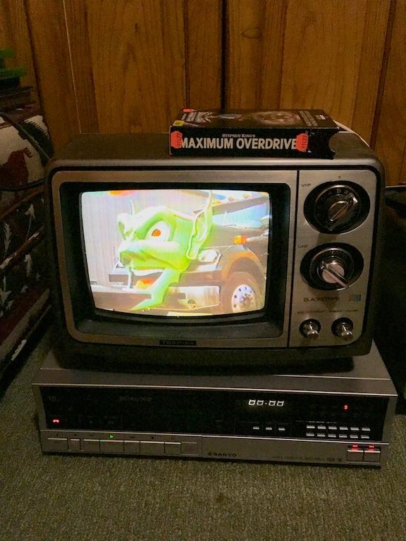 Old Skool TV by Perceptor