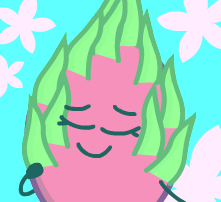 BFB Icon Commission 14 - Dragonfruit by YearsAnimations