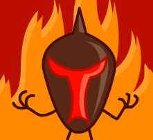 BFB Icon Commission 35 - Masket Bandit by YearsAnimations