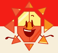 BFB Icon Commission 39 - Sun Stone by YearsAnimations