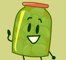 BFB Icon Commission 48 - Olive Jar by YearsAnimations