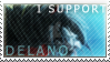 I Support Delano [Stamp] by Indecisus