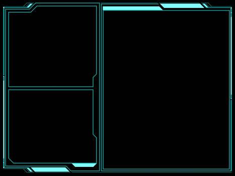 SG Atlantis laptop GUI - blank