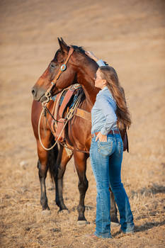 Sunsets and Cowgirls