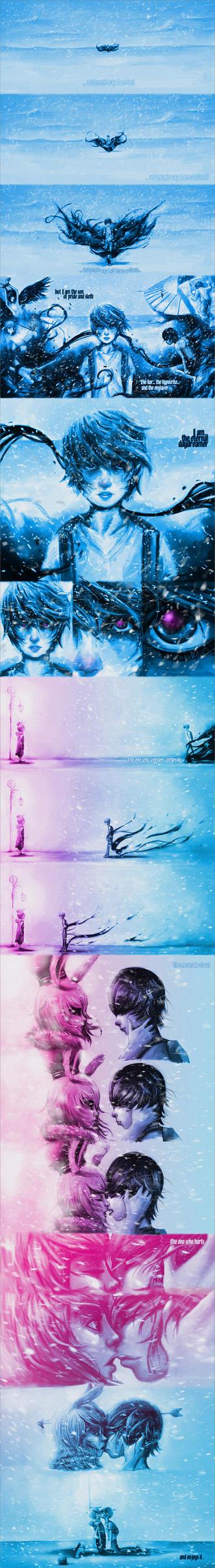 The Eternal Daydreamer by Xag