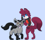Mightyena And Maree