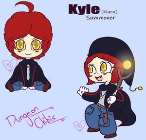 Kyle Kiaru The Summoner