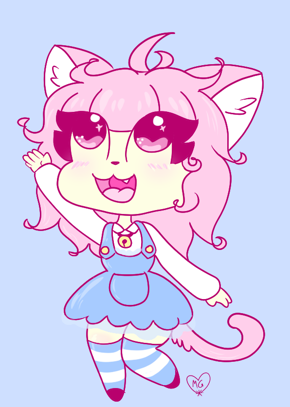 Amy Meow!
