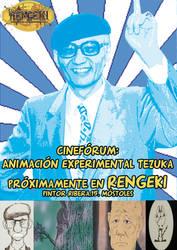 Cartel Tezuka Rengeki
