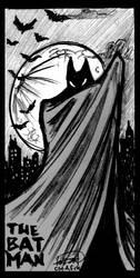 THE BATMAN by lozart