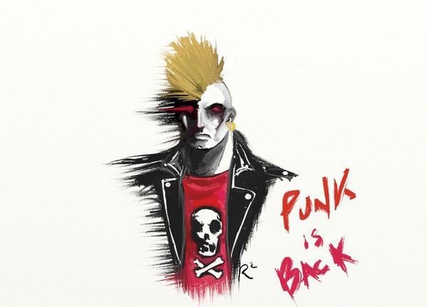 punk is back by lozart