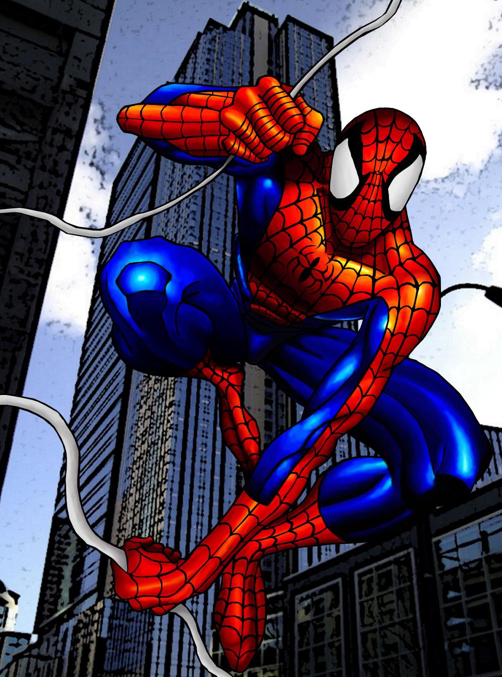 U Spiderman Ultimate Spiderman by