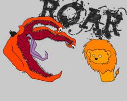 Roar - back by skoppio