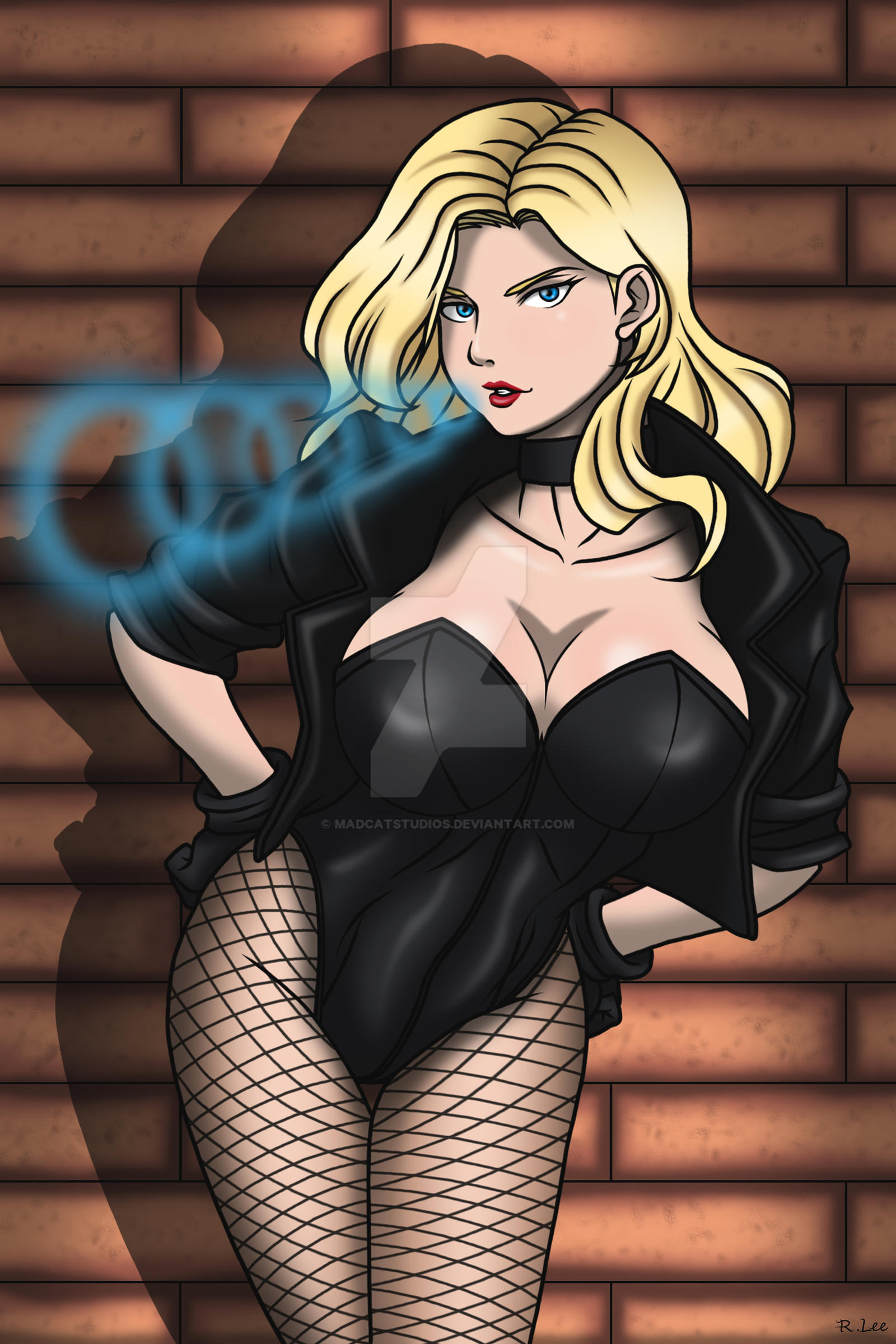 Black Canary by Madcatstudios