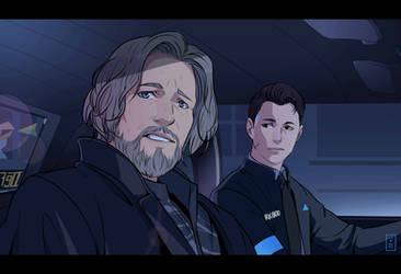 Detroit: Become Human by VendettaDead