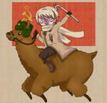 Soviet Russia Llama