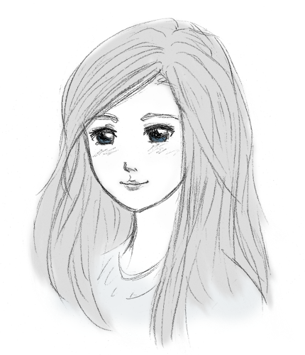 Small Portrait by kt-chan