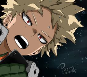 Bakugo to the rescue - My Hero Academia 318