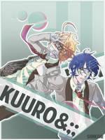 Kuuro and Len by Shinkami